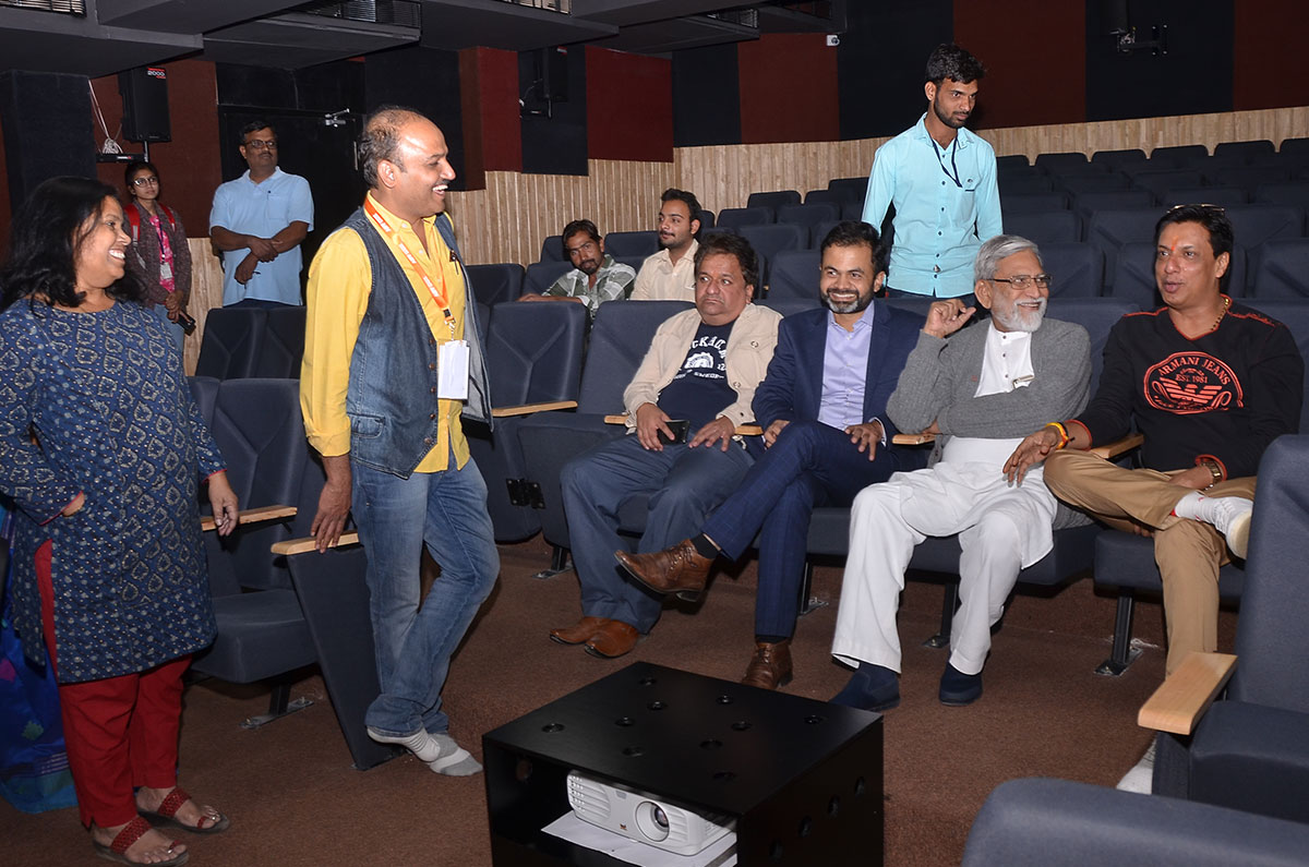 mgm film arts aurangabad a film making school